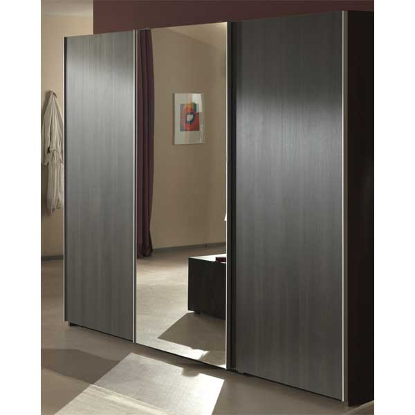garde robe porte coulissante pas cher great comforium armoire x cm portes porte coulissante. Black Bedroom Furniture Sets. Home Design Ideas