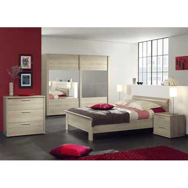 promo chambre coucher compl te ne nin1 chez nouveau d cor bruxelles anderlecht. Black Bedroom Furniture Sets. Home Design Ideas