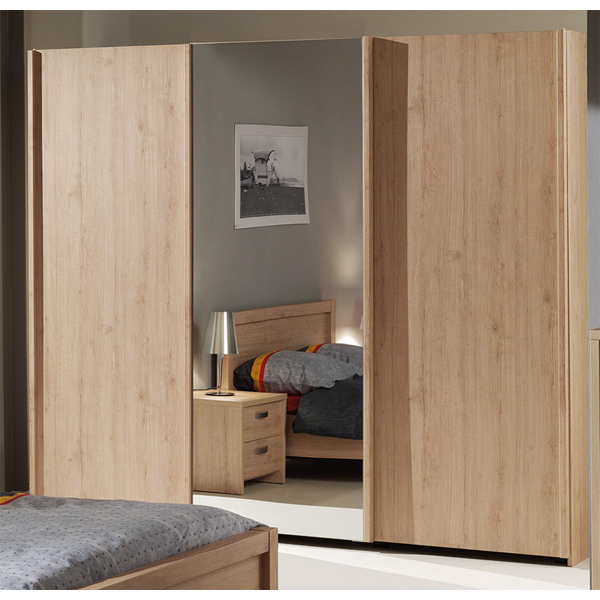 garde robe porte coulissante pas cher great comforium. Black Bedroom Furniture Sets. Home Design Ideas
