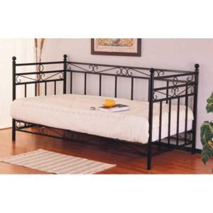soldes lit m tal 1 personne ccl 018 chez nouveau d cor. Black Bedroom Furniture Sets. Home Design Ideas