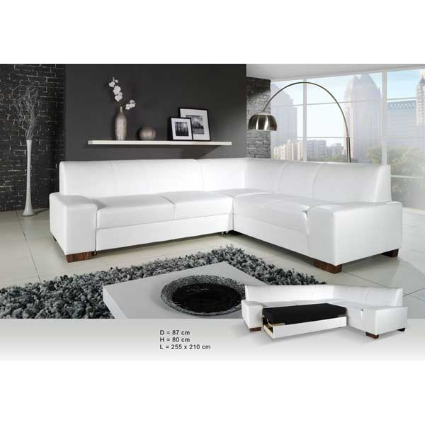 promo divan lit convertible en coin sdl 003 chez nouveau d cor bruxelles anderlecht. Black Bedroom Furniture Sets. Home Design Ideas