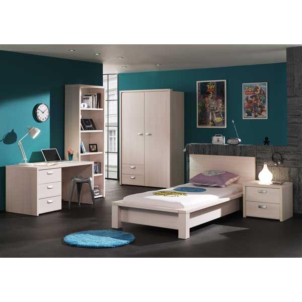 Soldes chambre coucher compl te jeune ccj 006 chez for Chambre a coucher soldes