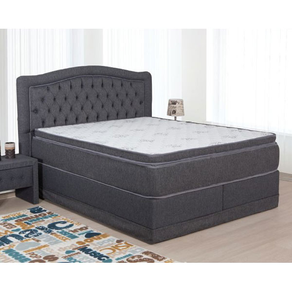 promo lit box spring avec coffre ccl 023 chez nouveau d cor bruxelles anderlecht. Black Bedroom Furniture Sets. Home Design Ideas