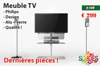 Meuble TV en solde chez Nouveau Décor Meubles