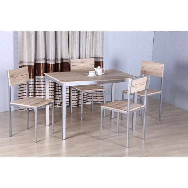 Promo Table Salle A Manger Avec 4 Chaises Ro Nad Chez Nouveau