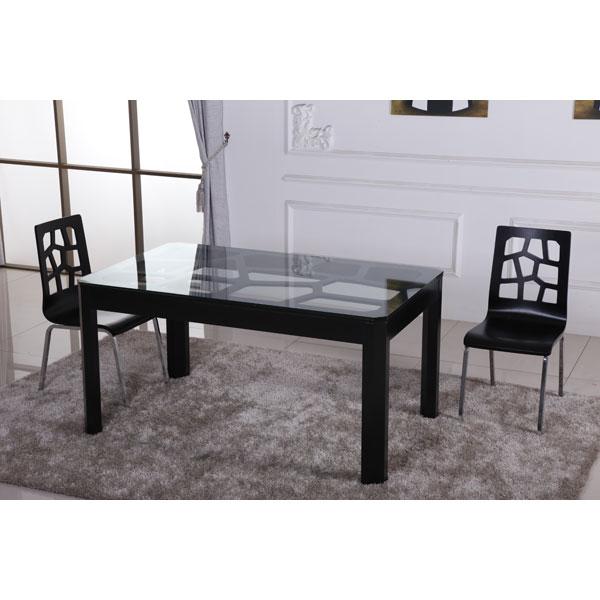 Soldes table de salle manger etb ct165 chez nouveau for Table de salle a manger chez but