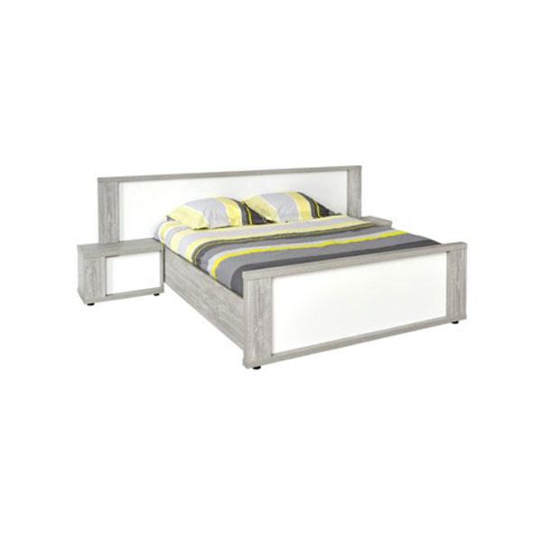 Soldes chambre coucher compl te ba kri1 chez nouveau for Chambre complete en solde