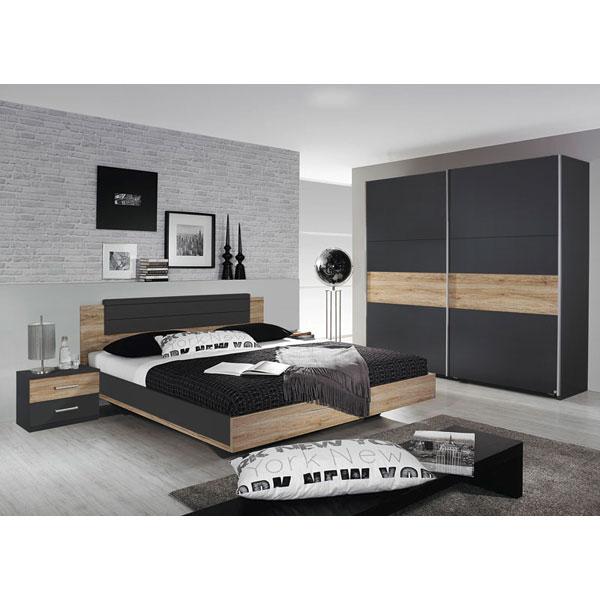 Promo chambre coucher compl te rm roch chez nouveau d cor bruxelles - Chambre a coucher discount ...