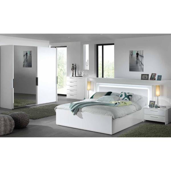 Soldes chambre coucher compl te la nap chez nouveau for Chambre a coucher solde