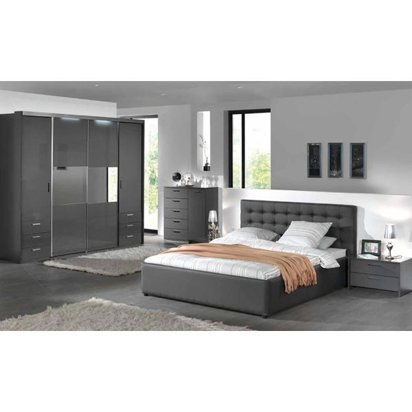 Soldes chambre coucher compl te la ven chez nouveau for Meuble complet chambre
