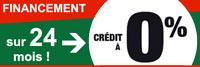 Crédit 0% pour l'achat de vos meubles chez Nouveau Décor à Bruxelles (Anderlecht)